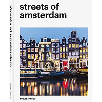 Streets of Amsterdam by Mendo - 9783961711468 Book