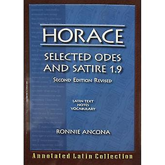 Horace: Selected Odes and Satire