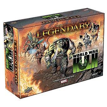 Marvel Legendary World War Hulk Card Game
