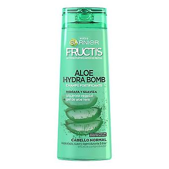 Fortalecendo shampoo Aloe Hydra Bomb Fructis (360 ml)