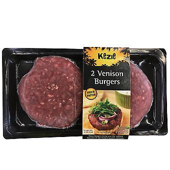 Kezie Frozen Venison Burgers