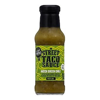 Culinary Tours Street Taco Sauce Hatch Vert Chili