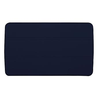 "Slim Compact PU Magnetic Leather Case Cover for LG G Pad F 8""[Navy Blue]"