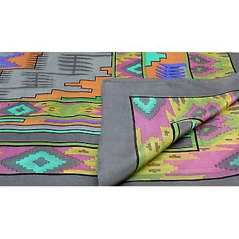 Contemporary Square Silk Scarf 3529 GIFT BOX WRAPPED by Pashmina & Silk