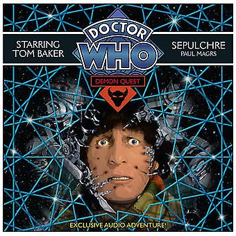 Doctor Who Demon Quest 5 Sepulchre by Magrs & Paul