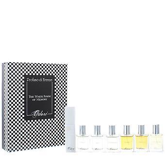 Odori The White Room Of Memory Gift Set Unisex 15ml Eau de Toilette x 6