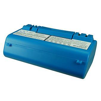 Bateria de vácuo para iRobot 14904 Scooba 330 340 350 390 5800 5900 5910 5930 6000
