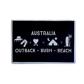 Kool Kampers Australia Design Recycled Door Mat