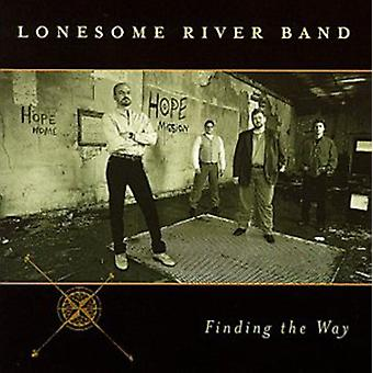 Lonesome River Band - Finding the Way [CD] USA import