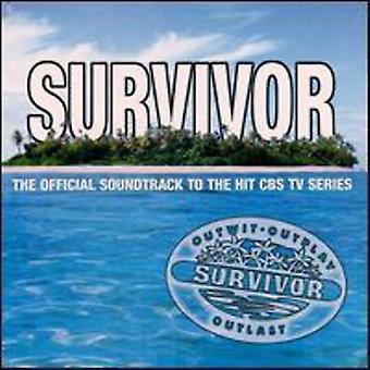 Various Artists - Survivor [CD] USA import