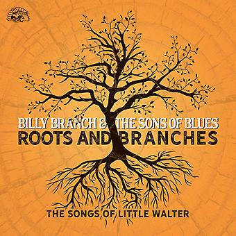 Roots And Branches - The Songs Of Little Walter [CD] USA import