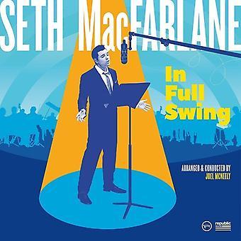 Seth Macfarlane - importation USA In Full Swing [CD]