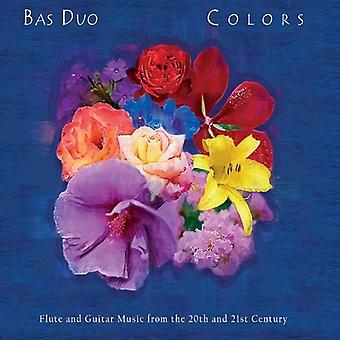 Bas Duo - Colors [CD] USA import