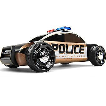 Automoblox - police car