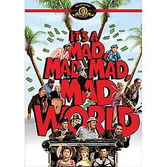 It's a Mad Mad Mad Mad World (1963) [DVD] USA import