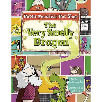 Pete's Peculiar Pet Shop - The Very Smelly Dragon - Gold A/2b by Sheila