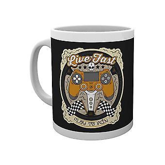 PlayStation, Muki - Live Fast