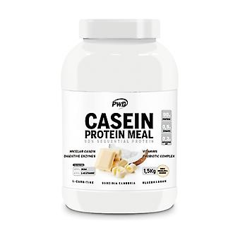 Casein Protein Meal (White Chocolate with Coconut Flavor) 1,5 kg