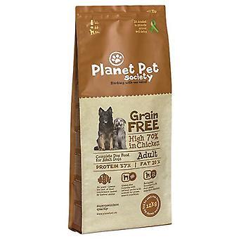 Planet Pet Pienso para Perros Grain Free Pollo y Patatas (Dogs , Dog Food , Dry Food)