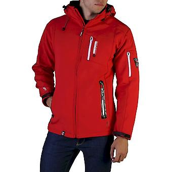 Geographical Norway - Clothing - Jackets - Tichri_man_red - Men - Red - S