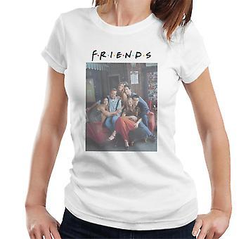 Friends Sofa Portrait Women's T-Shirt