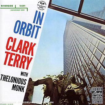 Terry, Clark / Monk, Thelonious - In Orbit [Vinyl] USA import