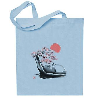 My Neighbor Totoro Spirit In The Forest Totebag
