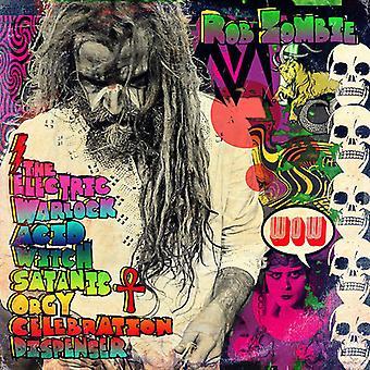 Rob Zombie - Warlo(LP/Ex [Vinyl] USA import électrique