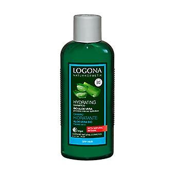 Aloe Moisturizing Shampoo Bio Travel Format 75 ml