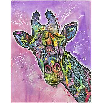 Stamplistic Giraffe Cling Stamp