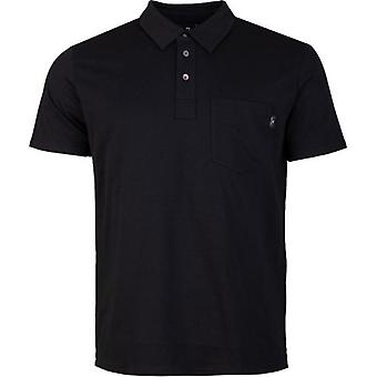 Paul Smith Tasche Tab Jersey Polo Shirt
