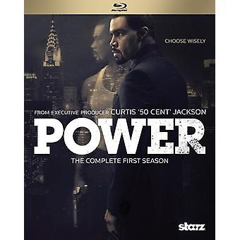 Power: Season 1 [BLU-RAY] USA import