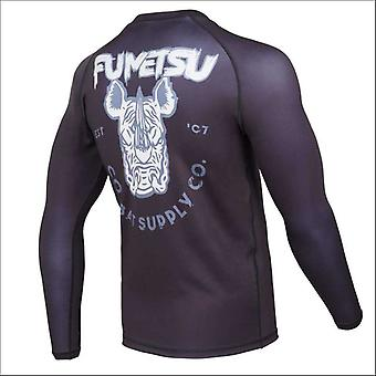 Fumetsu saccage fourniture co rash guard noir