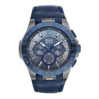 Cerruti 1881 Sanzeno CRA23702 Relógio Masculino Dualtimer