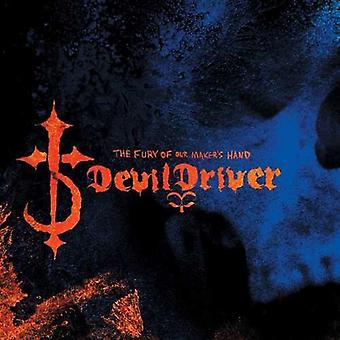 Devildriver - Fury of Our Maker's Hand [CD] USA import