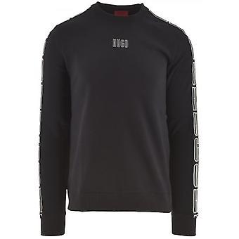 HUGO Black Doby 203 Sweatshirt