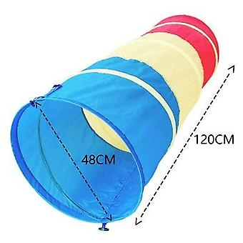 Crawling Tunnel Outdoor Indoor Toy Tube, Baby Play Crawling Games Boys Girls