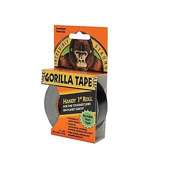 Gorilla Glue Gorilla Tape Handy Roll 25mm x 9m GRGTHR