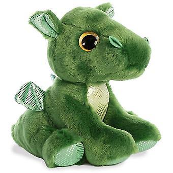 Aurora Sparkle Tales Rumble Green Dragon 17,5 cm
