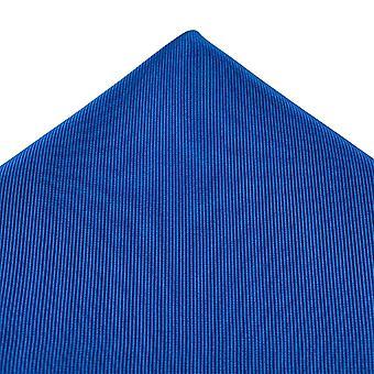 Kravaty Planet Plain Royal Blue Hodvábne Vreckové námestie Vreckovka