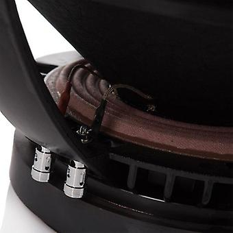 Subwoofer driver cast alloy with faston terminals woofer