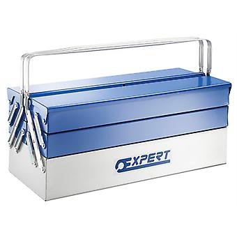 Expert Metal Cantilever Toolbox 5 Tray 45cm BRIE194738B