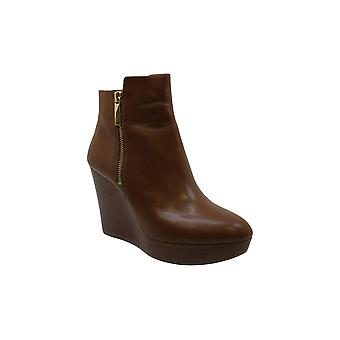Michael Michael Kors Womens Alane Leather Closed Toe Ankle Fashion Boots