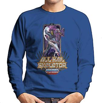 Masters Of The Universe All Hail Skeletor Men's Sweatshirt