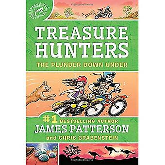 Treasure Hunters: The Plunder Down Under (Treasure Hunters)