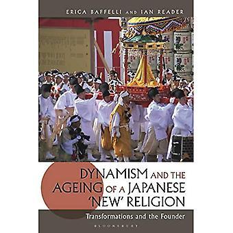 Dynamiek en de vergrijzing van een Japans 'New' Religion: Transformations and the Founder