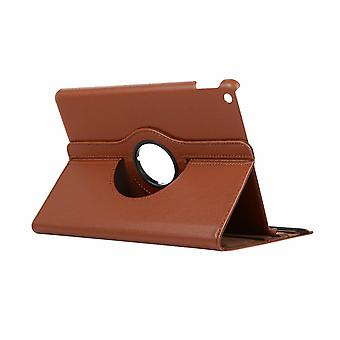 Rotating folio case for Apple iPad Pro 11 Brown
