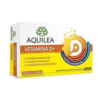 Aquilea Vitamin D + 30 tablets