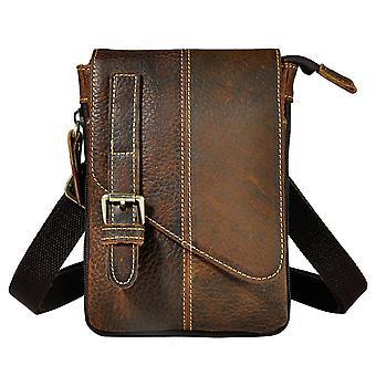 Leather Casual Messenger & Satchel Tablet, Shoulder Bag, Fanny Waist Belt Pack