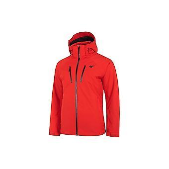 4F H4Z20 KUMN005 H4Z20KUMN005CZERWONY vestes universelles pour hommes d'hiver